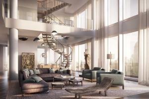 Murdoch apartment