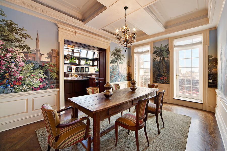 nate berkus dining room | Nate Berkus Buys $5M NYC Penthouse While His LA Rental ...