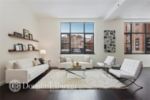 Olivia Wilde's living room