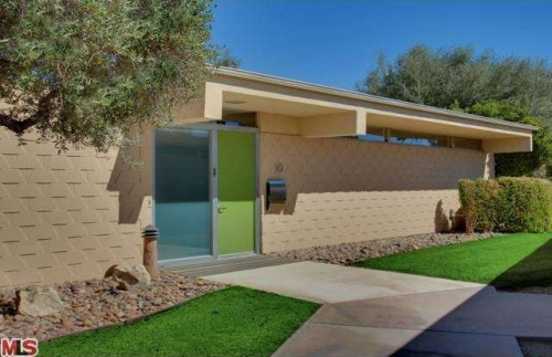 For sale midcentury homes with contemporary comforts for New modern homes palm springs