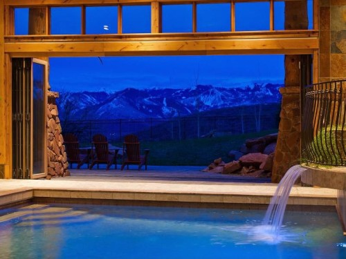 Park City indoor pool