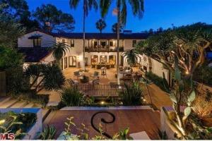 Robert Pattinson's home