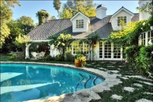 Ryan Hurst's home