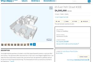 SE 3D Floor plan
