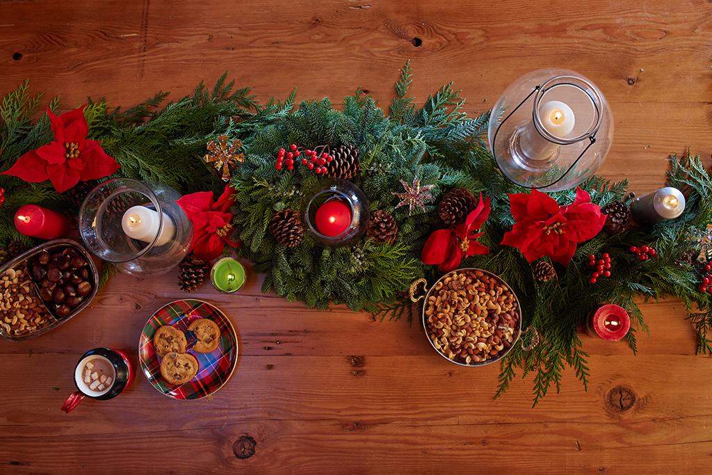 Santa's Kitchen Table