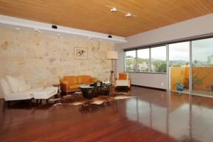 Scarlett Johansson's living room