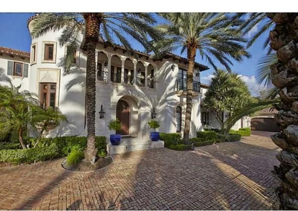 Scottie Pippen Relists Florida Home Zillow Blog