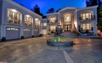 Sean Diddy Combs' former home