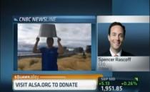 Spencer ALS CNBC