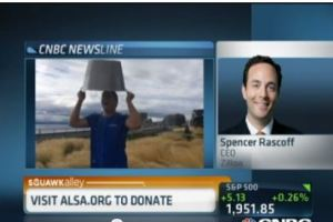 Spencer ALS CNBC