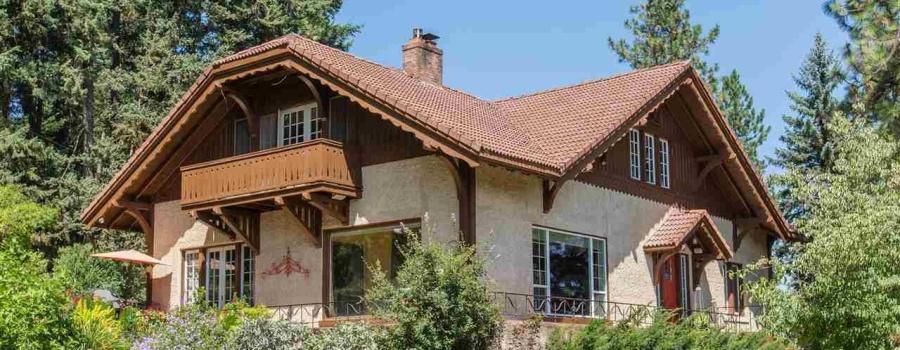 For sale bavarian style homes primed for oktoberfest for Bavarian house plans