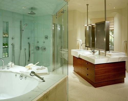 Summer Trends 2013 - bathroom courtesy of Jamie Herzlinger