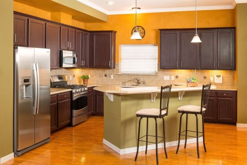 Paint color archives tyler freed for Accent wall color ideas for kitchen