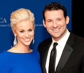 Tony and Candice Romo