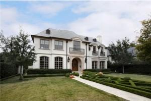 Troy Aikman's home