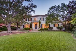 Vince Vaughn's home