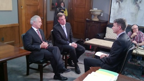 Zillow Chief Economist talks about GSE reform with Sens. Corker and Warner.
