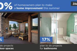 Zillow Digs Summer 2013 Survey graphic