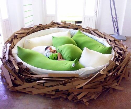 art deco playroom