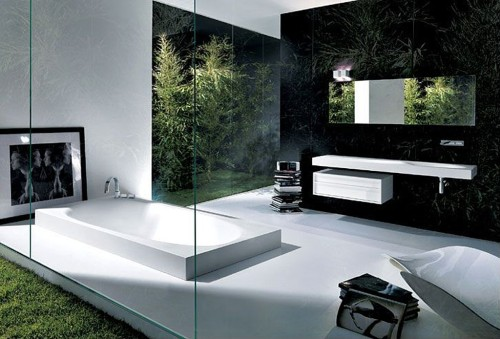 Contemporary Bathtub 10