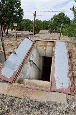 bomb shelter NM