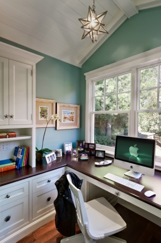 Creating a home office space for all ages zillow porchlight for Zillow office space