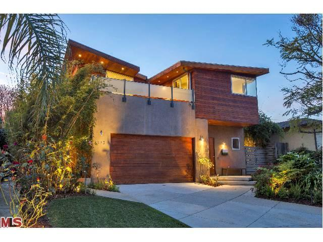 Jennifer love hewitt buys sleek pacific palisades home for Houses for sale in pacific palisades