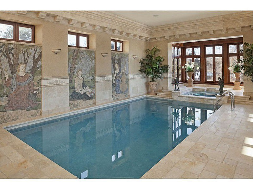 House of the week x shaped mansion zillow porchlight for Homes for sale in utah with swimming pools