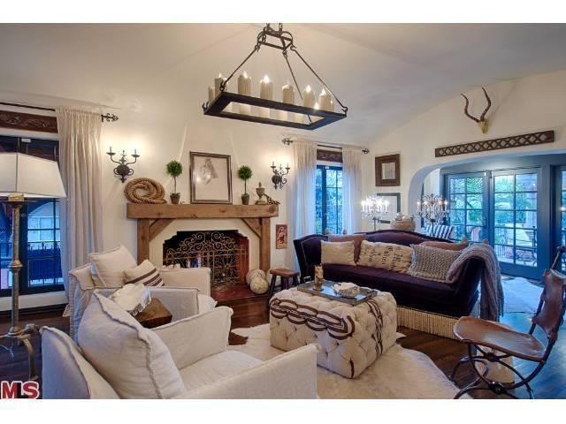 Ali Landry Lists Spanish Style Home In Los Feliz Zillow
