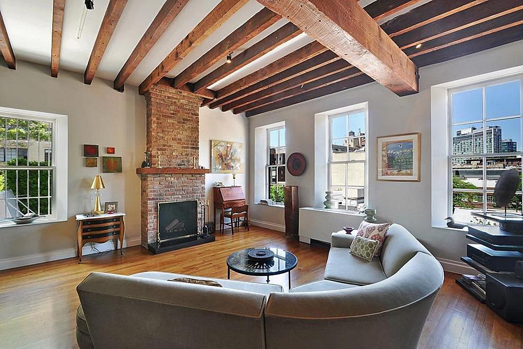 Rented philip seymour hoffman 39 s west village apartment for West village apartment for sale