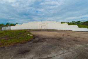 Fort Pierce Bomb Shelter