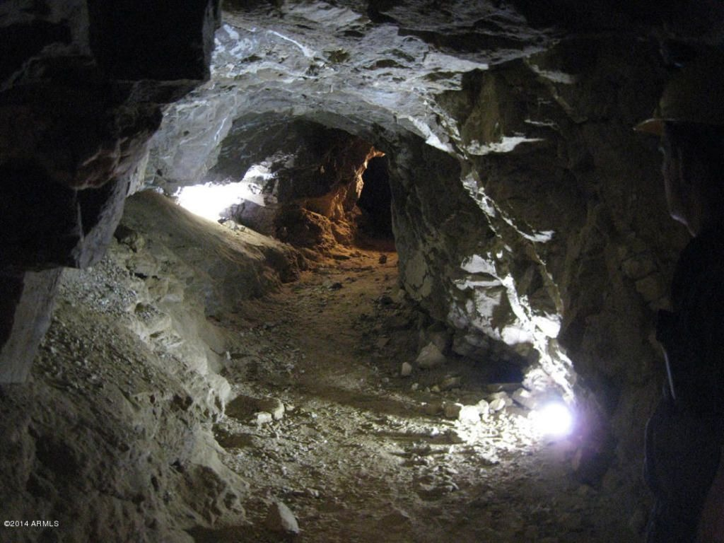 You Might Strike Gold At This Historic Mine But Beware