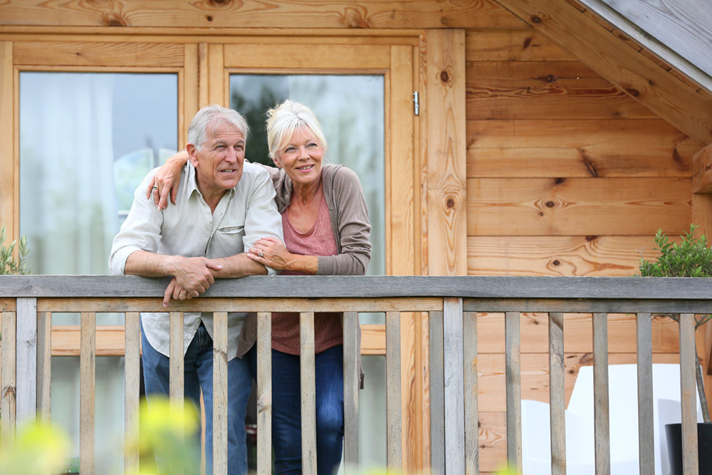 Mother In Law Apartments Provide Benefits With Relative