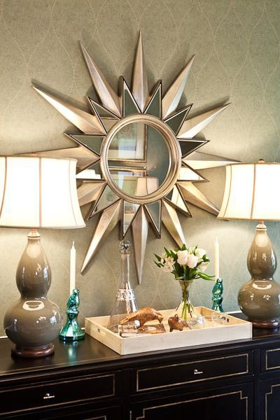 Get this look great gatsby inspired home decor zillow for Starburst interior designs