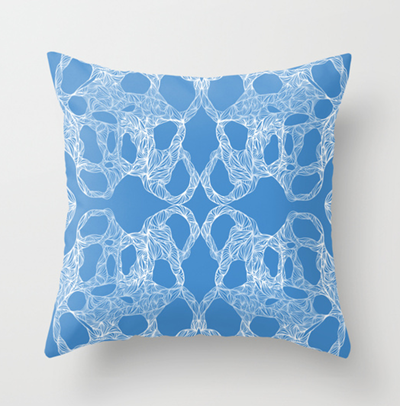 tip 5- custom pillows for less - Society6.com