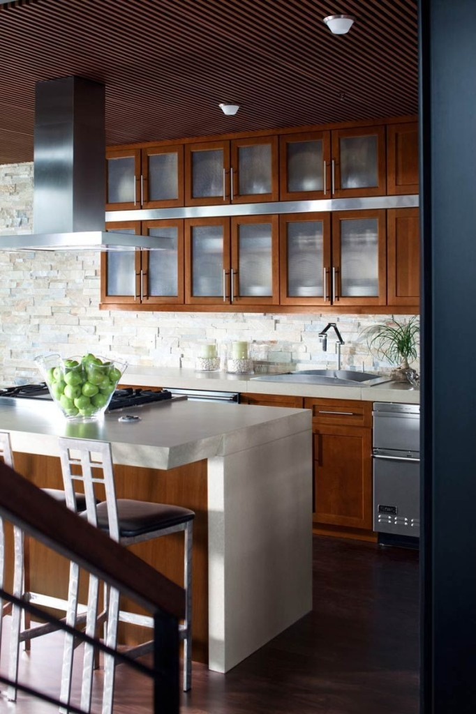 2014 Kitchen Trends Open Shelving Glass Front Cabinets Zillow Porchlight