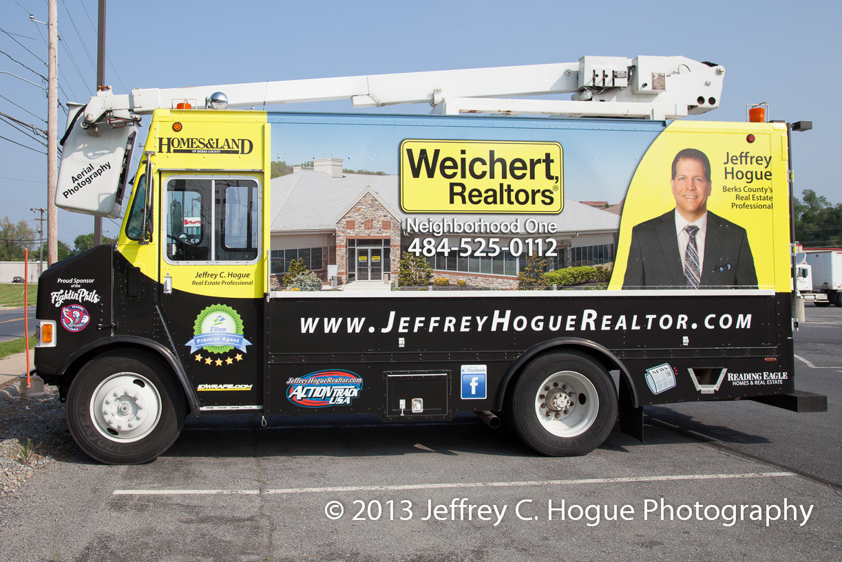 Real Estate Marketing With A Bucket Truck Zillow Pros