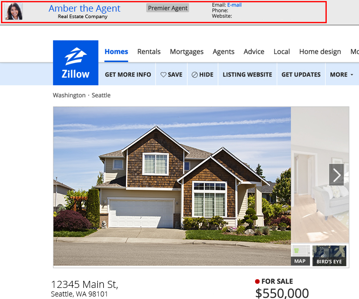 Hidden gems 10 zillow widgets to add to your website for Zillow site