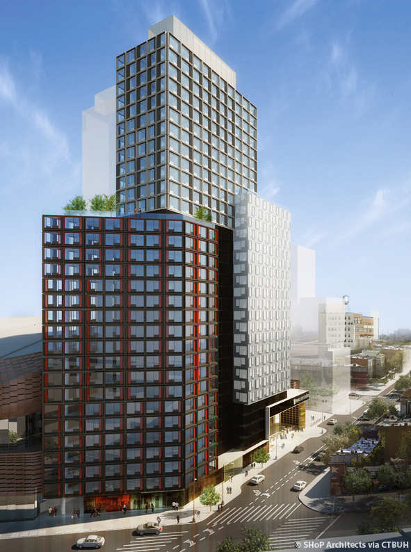 Lottery Open For 181 Affordable Units At 461 Dean Street