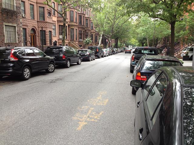 نتيجة بحث الصور عن street side parking car