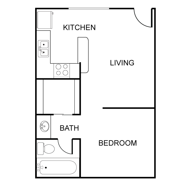 One Room Apartment Nyc: Types Of Apartments In NYC